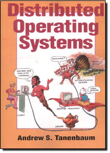 Distributed Operating Systems: Andrew S. Tanenbaum