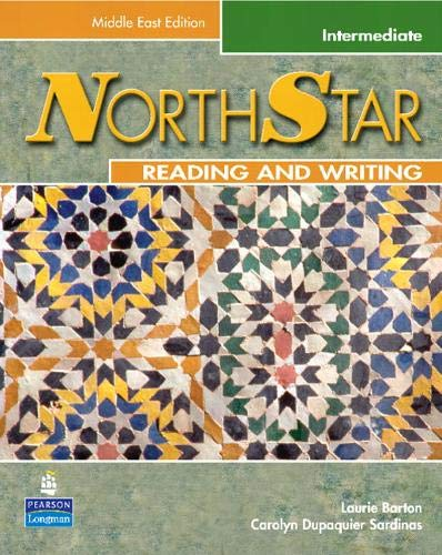 9780132199391: NorthStar Reading and Writing Intermediate Middle East Edition Student Book