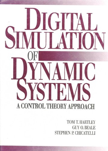 9780132199575: Digital Simulation of Dynamic Systems: A Control Theory Approach