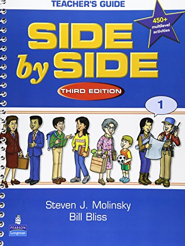 9780132199773: Side by Side: Teacher's Guide, 3rd Edition
