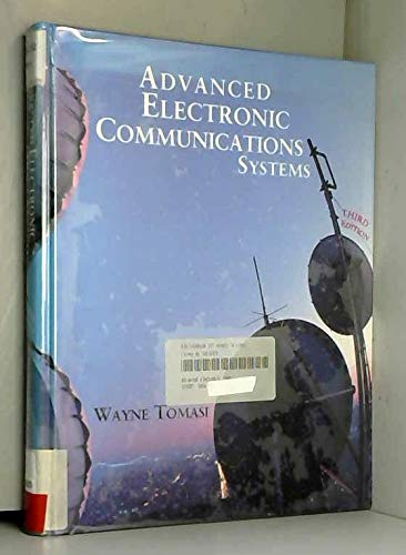 9780132199995: Advanced Electronic Communications Systems