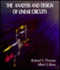9780132200059: Analysis and Design of Linear Circuits