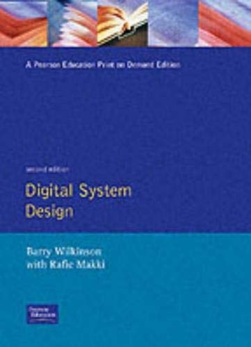 9780132202862: Digital System Design