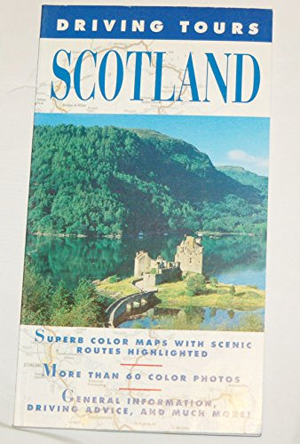 Driving Tours: Scotland (Frommer's 25 Great Drives in Scotland): Williams, David