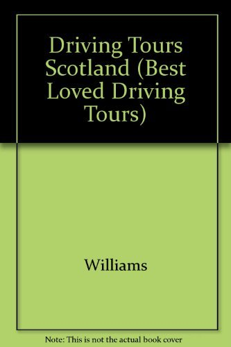 9780132204019: Driving Tours: Scotland (Frommer's 25 Great Drives in Scotland)