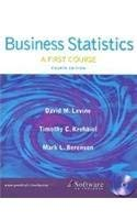 9780132206204: Business Statistics: A First Course