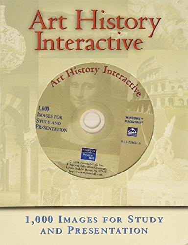 9780132206914: Art History Interactive