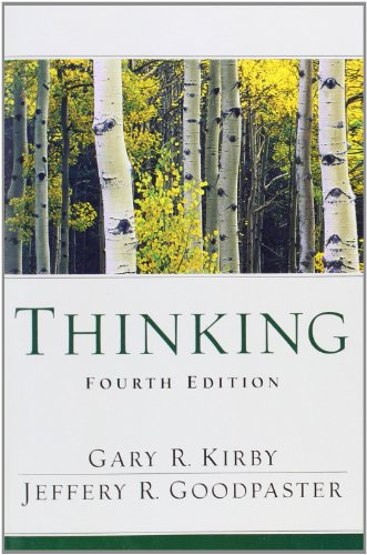 9780132209748: Thinking (4th Edition)