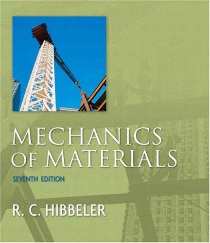 9780132209915: Mechanics of Materials (7th Edition)