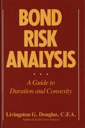 9780132210379: Bond Risk Analysis