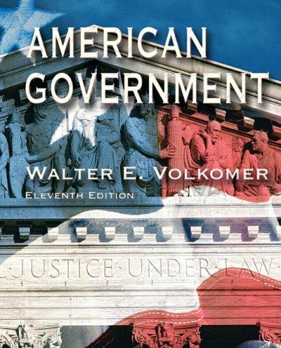 9780132211086: American Government