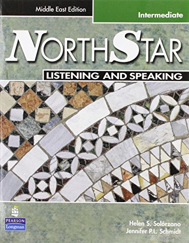 9780132212151: NorthStar Listening and Speaking: Intermediate Middle East