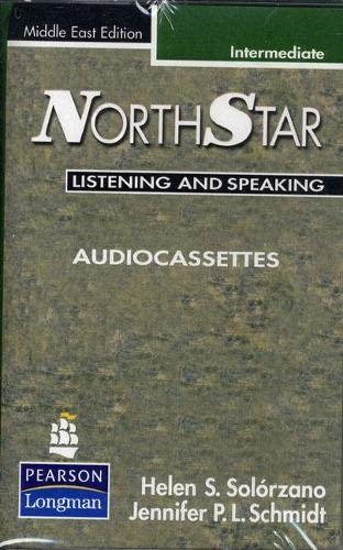 9780132212182: NORTHSTAR LISTENG&SPEAKG INTERM MIDD E S/B