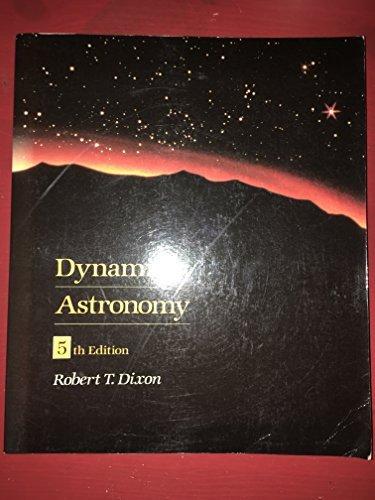 9780132212199: Dynamic Astronomy
