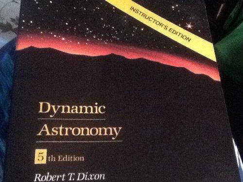 9780132212274: Dynamic astronomy