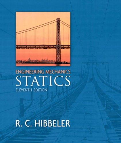 9780132215008: Engineering Mechanics - Statics (11th Edition)