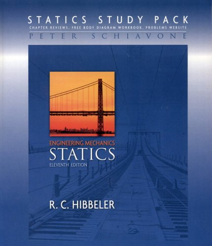 9780132215015: Statics Study Pack for Engineering Mechanics: Statics and Student Study Pack with FBD Package