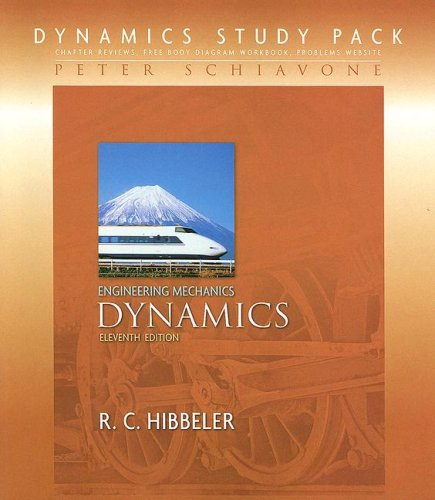 9780132215053: Dynamics Study Pack for Engineering Mechanics: Dynamics and Student Study Pack with FBD Package