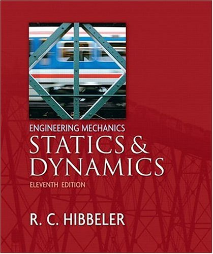 9780132215091: Engineering Mechanics - Statics and Dynamics (11th Edition)