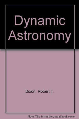 9780132215244: Dynamic Astronomy