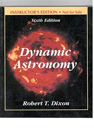 9780132218887: Dynamic astronomy