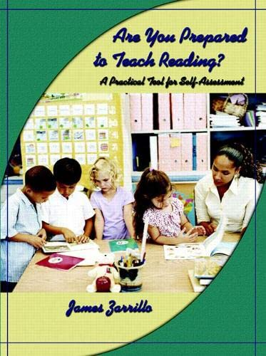 9780132220514: Are You Prepared to Teach Reading?: A Practical Tool for Self-Assessment