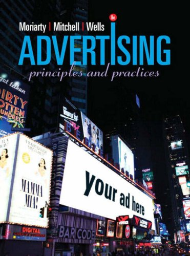Advertising (8th Edition): Sandra Moriarty, Nancy