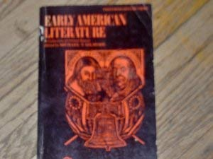 9780132225137: Early American Literature: A Collection of Critical Essays (Twentieth Century Views)