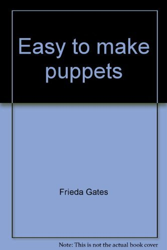 9780132225960: Easy to make puppets