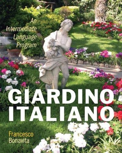 9780132226141: Giardino italiano: An Intermediate Language Program