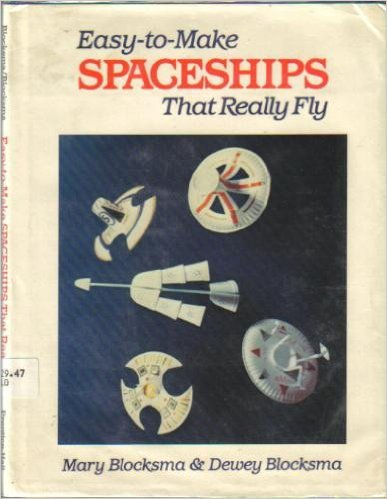 9780132231800: Easy-To-Make Spaceships That Really Fly