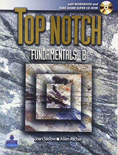 9780132231879: Top Notch Fundamentals with Super CD-ROM Split B (Units 6-10) with Workbook and Super CD-ROM