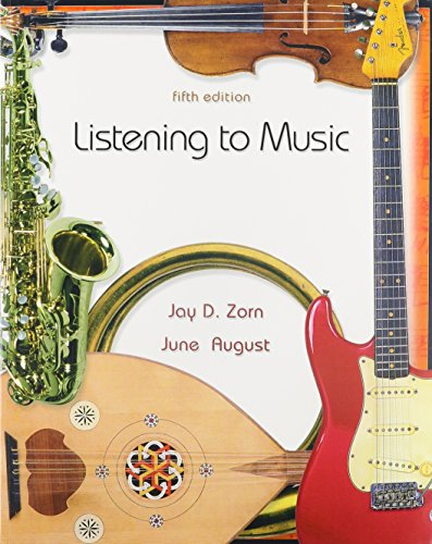 9780132233781: Listening to Music and Compact Disc Set (4 CD's) (5th Edition)
