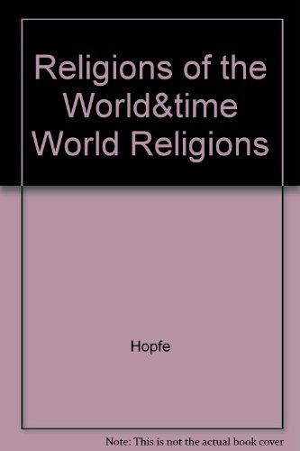 9780132234061: Religions of the World And Time World Religions - Ap