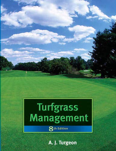 9780132236164: Turfgrass Management (8th Edition)
