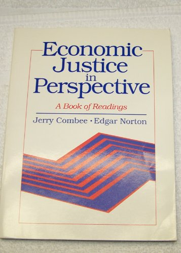 9780132236867: Economic Justice in Perspective: A Book of Readings