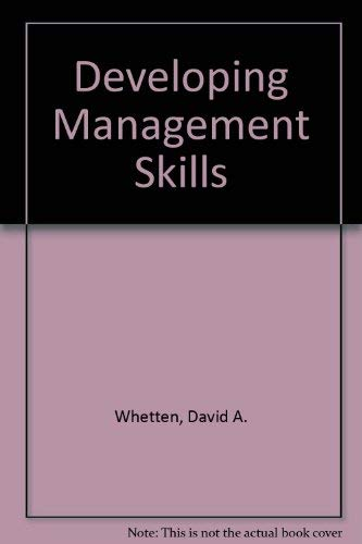 9780132237260: Developing Management Skills, Revised (6th Edition)