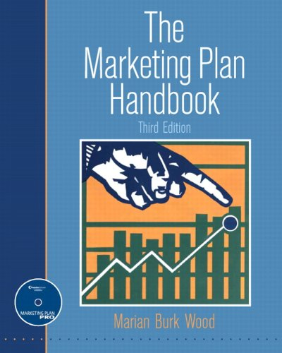 9780132237550: The Marketing Plan Handbook