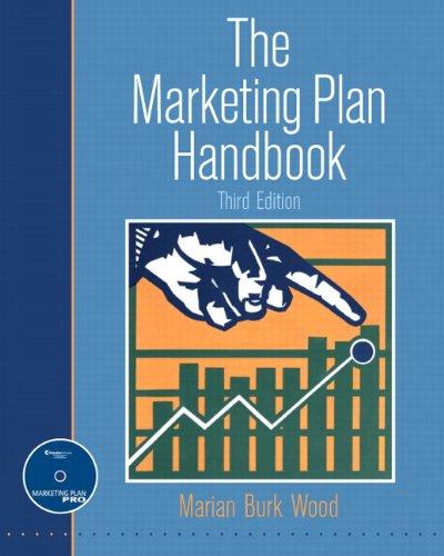 9780132237550: Marketing Plan Handbook
