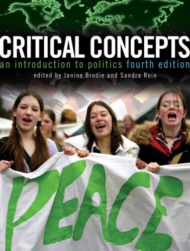 9780132237666: Critical Concepts: An Introduction to Politics (4th Edition)