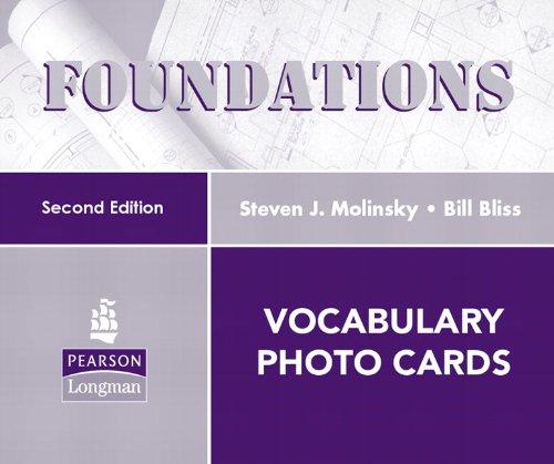 9780132238380: Foundations Vocabulary Photo Cards
