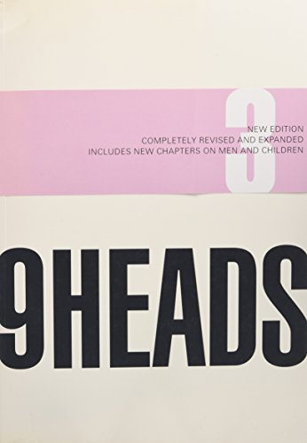 9780132238441: 9 Heads: A Guide to Drawing Fashion (3rd Edition)