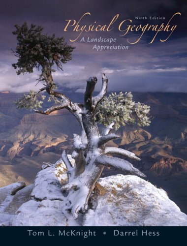 9780132239011: Physical Geography: A Landscape Appreciation (9th Edition)