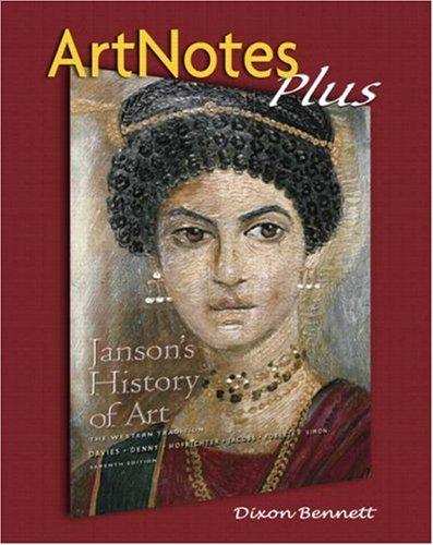 Janson's History of Art: The Western Tradition: Davies, Penelope J.E.