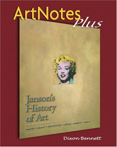 9780132239622: Jansons History Art: Western Tradition V2-Artnotes Plus