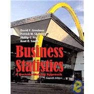 9780132239707: BUSINESS STATISTICS, A Decision-Making Approach (Instructor Solutions Manual) - 7th Edition