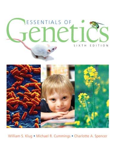 9780132241274: Essentials of Genetics (6th Edition)