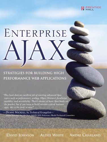 9780132242066: Enterprise Ajax: Strategies for Building High Performance Web Applications