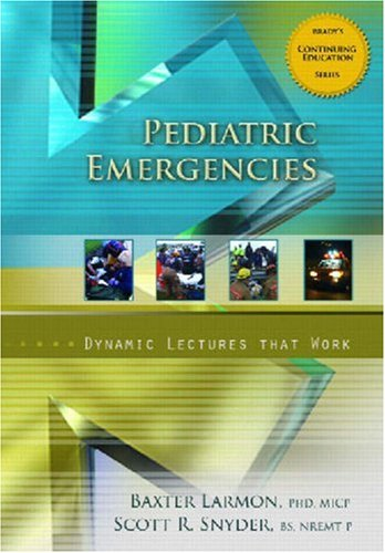 9780132242103: Pediatric Emergencies, Dynamic Lectures Series