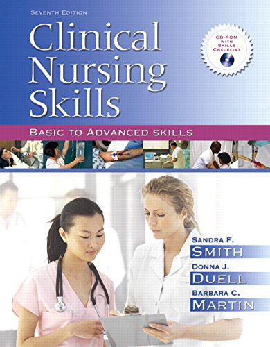 9780132243551: Clinical Nursing Skills: Basic to Advanced Skills (7th Edition)